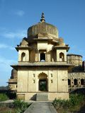 Orchha temple, india Stock Photo