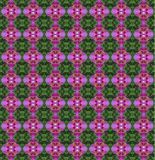 Orchid art seamless pattern background Royalty Free Stock Photos