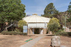Orchid house in Bloemfontein