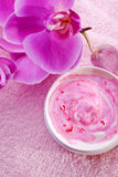 orchid wellness spa balsem Stock Foto's