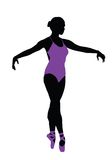 Orchidee-Ballett-Tänzer Lizenzfreies Stockfoto