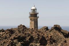 Orchilla latarnia morska Fotografia Royalty Free