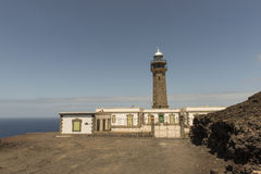 Orchilla lighthouse Royalty Free Stock Images