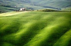` Orcia, Toskana, Italien Val d Stockfoto