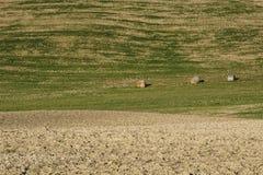 ` ORCIA, TUSCANY-ITALY VAL D, AM 30. OKTOBER 2016: Szenische Toskana-Landschaft mit Rolling Hills und Tälern im Herbst Lizenzfreies Stockbild