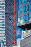 Orco Tower under construction stock image