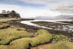 Ord Beach on the Isle of Skye . Royalty Free Stock Photos