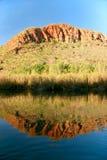 orda rzeka w Kimberley Australia fotografia royalty free