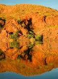 orda rzeki zachodnia australia zdjęcie stock