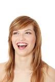 Ordeñe el bigote Imagen de archivo libre de regalías