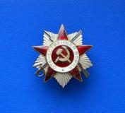 Ordem da segunda guerra mundial fotos de stock royalty free