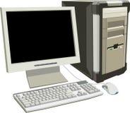 Ordenador Imagen de archivo