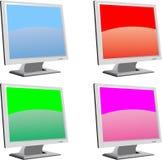 Ordenador Imágenes de archivo libres de regalías
