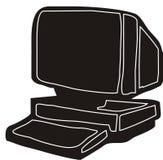 Ordenador Fotos de archivo libres de regalías