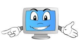 Ordenador bueno Imagen de archivo libre de regalías