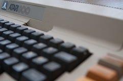 Ordenador de Atari 800 Fotografía de archivo libre de regalías