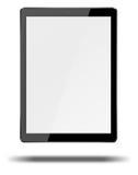 Ordenador de la PC de la tableta aislado en el fondo blanco Fotografía de archivo libre de regalías