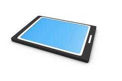 Ordenador de la tablilla Imagen de archivo libre de regalías