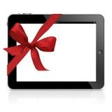 Ordenador de la tablilla de Ipad Fotos de archivo libres de regalías