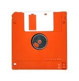 Ordenador del disco blando Fotografía de archivo libre de regalías