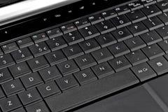 Ordenador del teclado Imágenes de archivo libres de regalías