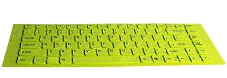 Ordenador del teclado Fotos de archivo