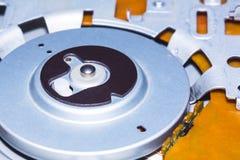 Ordenador en la macro 24 Imágenes de archivo libres de regalías