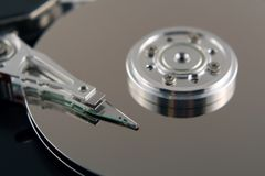 Ordenador Harddrive Imagen de archivo libre de regalías