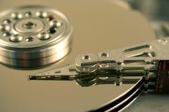 Ordenador Harddrive Fotos de archivo
