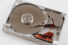 Ordenador Harddrive Fotografía de archivo libre de regalías