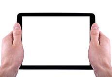 Ordenador moderno de la tablilla Fotografía de archivo