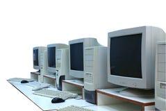 Ordenadores imagen de archivo libre de regalías