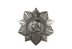 Order of Kutuzov III degree. Stock Photography