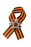 Order of the Patriotic War in St. George's Ribbon Royalty Free Stock Photos