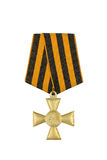 The Order of St. George 2 degrees (soldier) Royalty Free Stock Photos