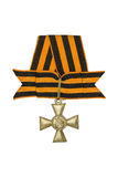 The Order of St. George 1 degrees (soldier) Stock Photo