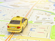 Ordering taxi online internet service, transportation and travel concept Stock Image