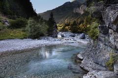 Ordesa national park (Pyrenees,Spain) Stock Photo