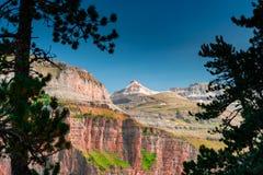 Ordesa und Monte Perdido National Park stockbilder