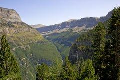 Ordesa valley - Spanish Pyrenees Royalty Free Stock Image
