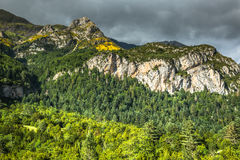 Ordesa y Monte Perdido National Park Spain Royalty Free Stock Image