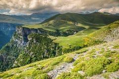 Ordesa y Monte Perdido National Park Spain.  Royalty Free Stock Photo