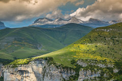 Ordesa y Monte Perdido National Park Spain Royalty Free Stock Photography