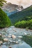 Ordesa y Monte Perdido National Park Spain.  Royalty Free Stock Photos