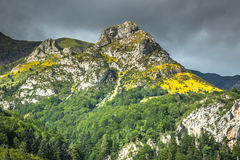 Ordesa y Monte Perdido National Park Spain Stock Image