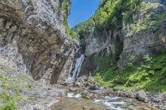 Ordesa y Monte Perdido National Park, Spain Stock Photography