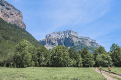 Ordesa y Monte Perdido National Park, Spain Royalty Free Stock Images