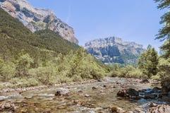 Ordesa y Monte Perdido National Park, Spain Royalty Free Stock Images