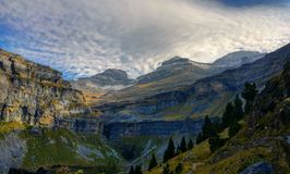 Ordesa y monte perdido Royalty Free Stock Photography
