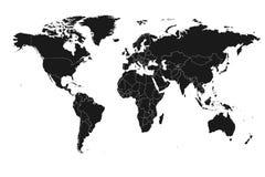 Ordförälskelsen för de populäraste språken i världen Royaltyfri Illustrationer
